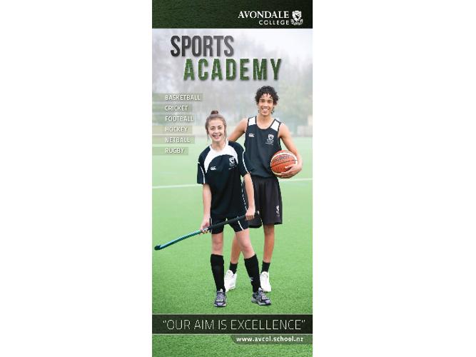 Avondale Sports Academy