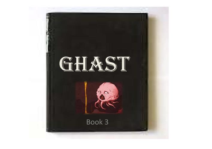 Anton's Ghast Book
