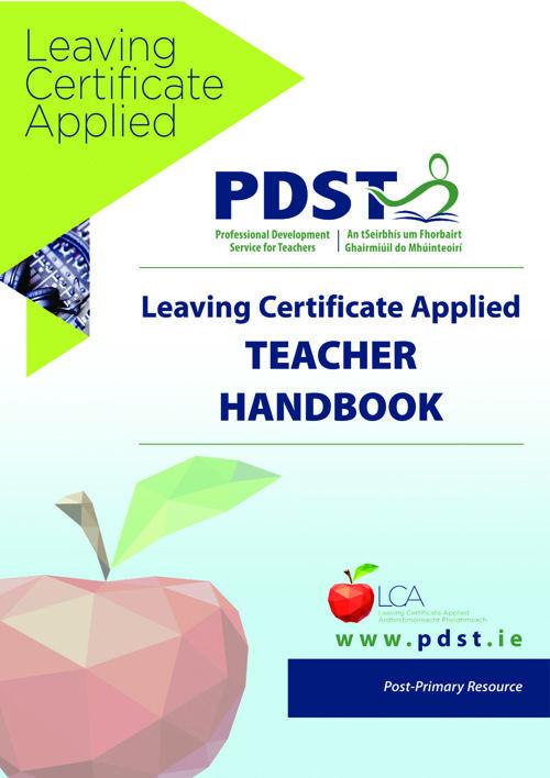 LCA Teacher Handbook 2016