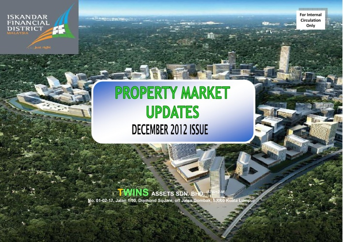 Twins Property Market Updates
