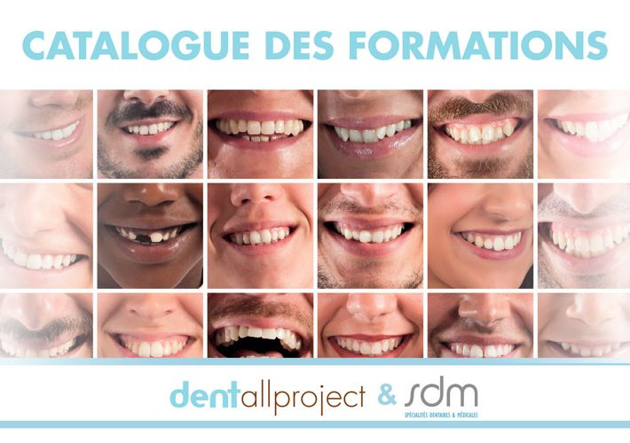 catalogue des formations - Dentall project