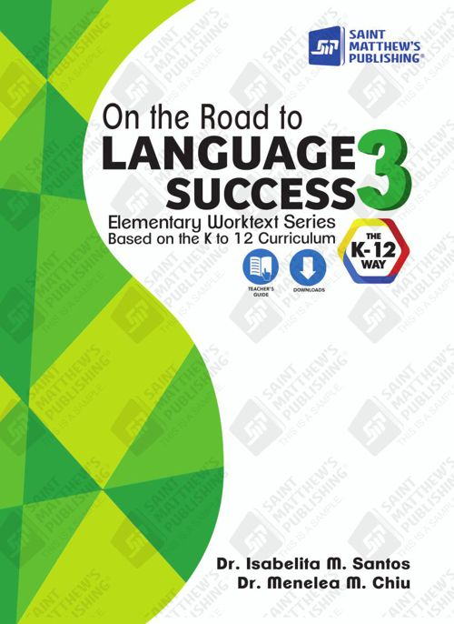 On the Road to Language Success 3