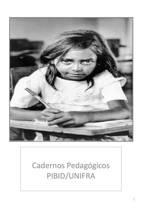 Cadernos Pedagógicos 1
