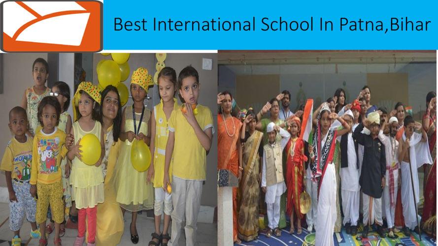 world class school in Patna ,Bihar