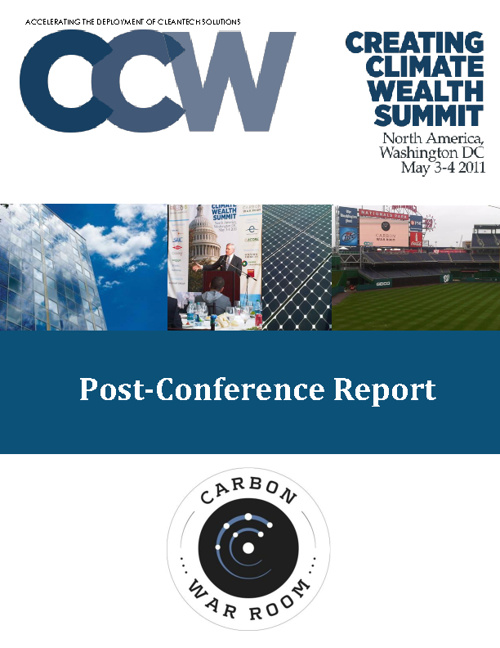 CCW Post-conference Reports
