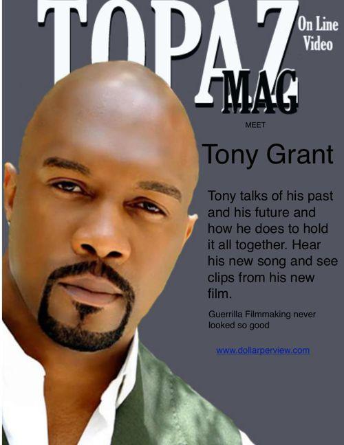 Topaz Mag (Tony Grant story)