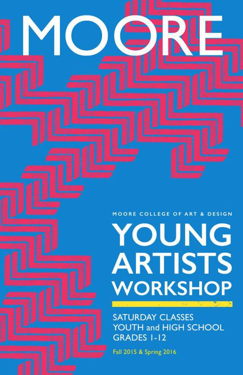 Moore Young Artists Workshop Fall 2016 and Spring 2016 Catalog