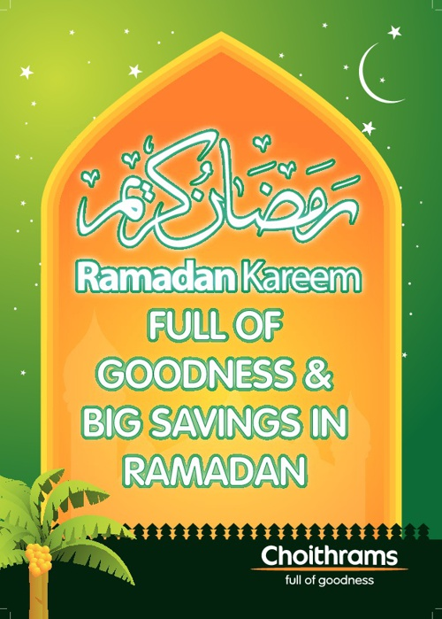 Choithram Ramdan offers