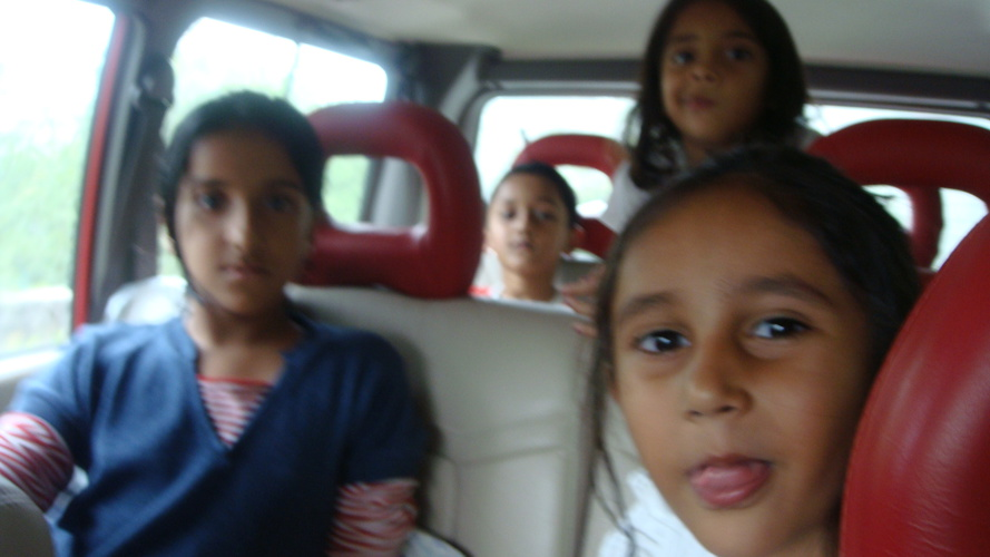 Trip With Family To Abu