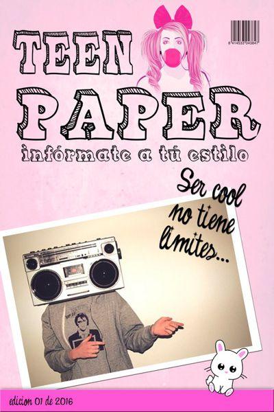 REVISTA TEEN PAPER