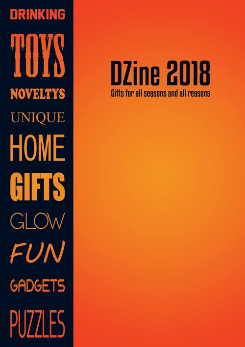 DZine Product Catalogue 2018
