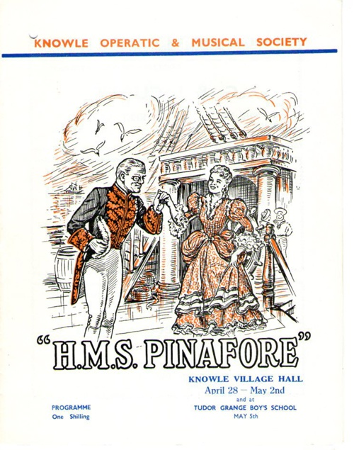 1964 HMS Pinafore