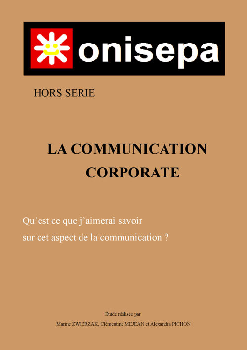 COMMUNICATION CORPORATE