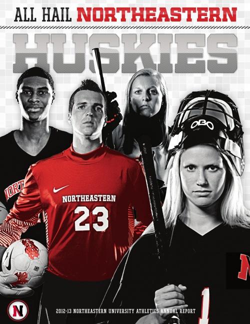 2012 -2013 Northeastern Athletics Annual Report