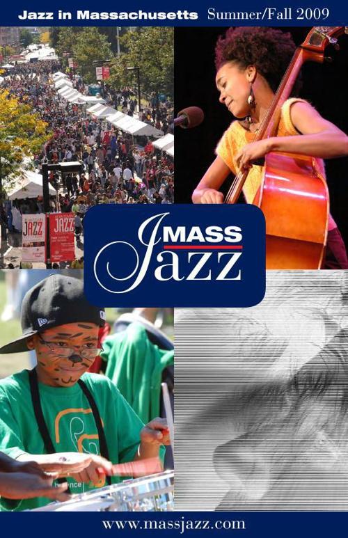2009_MassJazz Guide