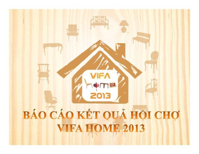 BAO CAO TONG KET VIFA HOME 2013-upweb