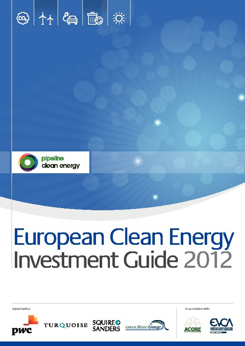European Clean Energy Investment Guide 2012