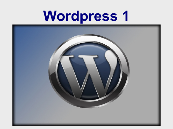 Wordpress 2011 - 1