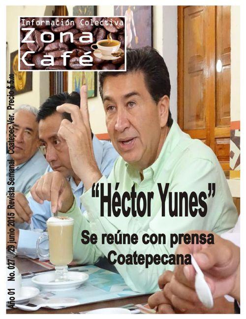 Revista Digital Zona cafe Numero 027