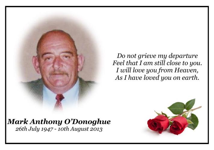 Mark O'Donoghue