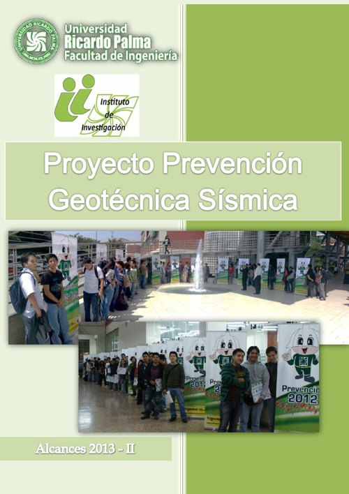 PROYECTO PREVENCION 2013