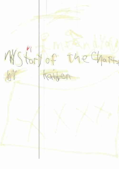 My Story of the Chapter by Kaiden Rodgers