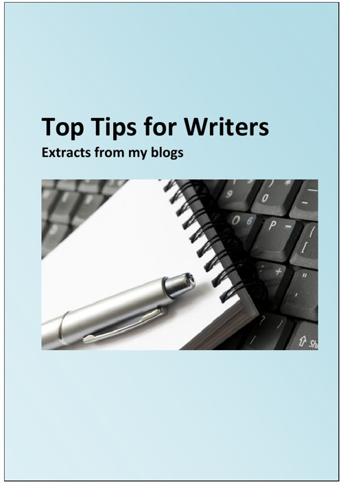 Top Tips for Writers