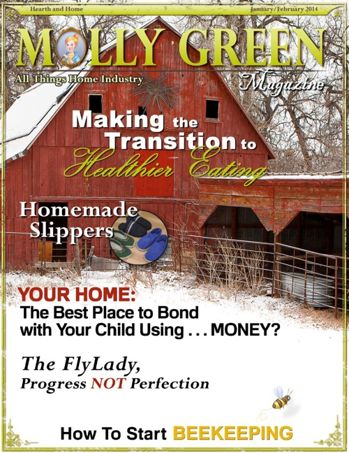 Molly Green Magazine: Hearth and Home