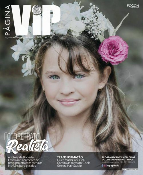 Leia ONLINE o caderno Página VIP de 23/02