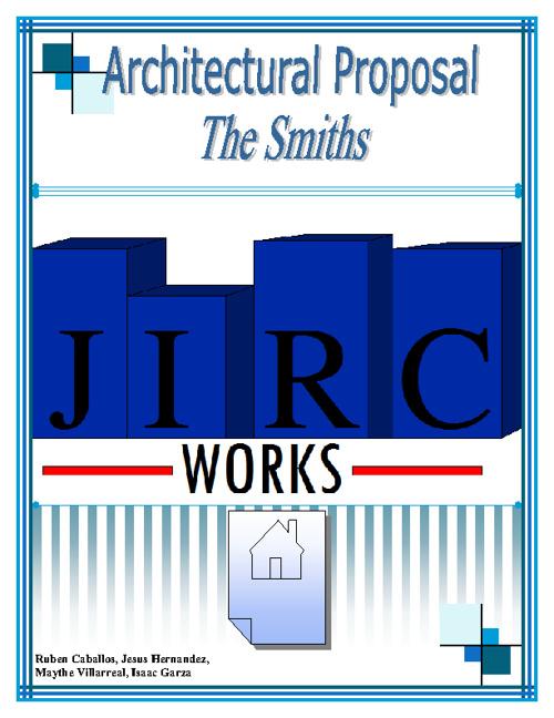 JIRC Architectural Proposal