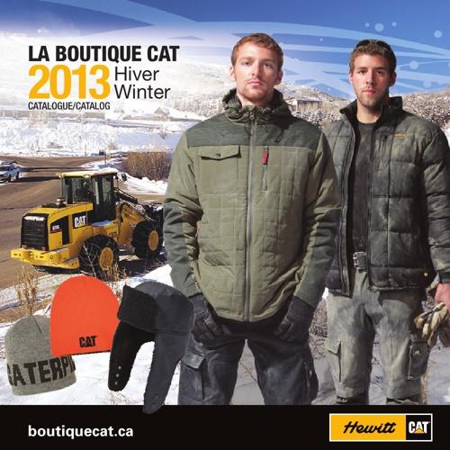 Catalogue Boutique Hiver 2013
