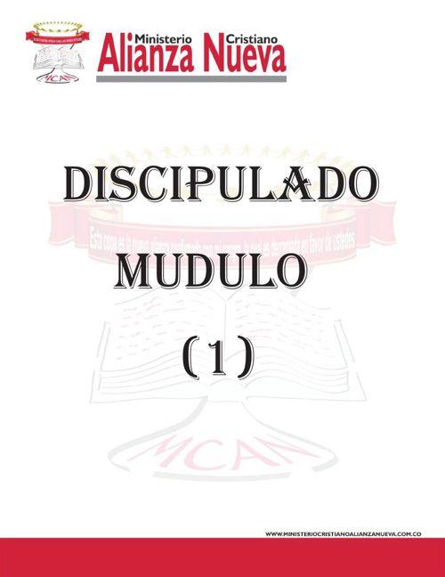 Discipulado Modulo 01