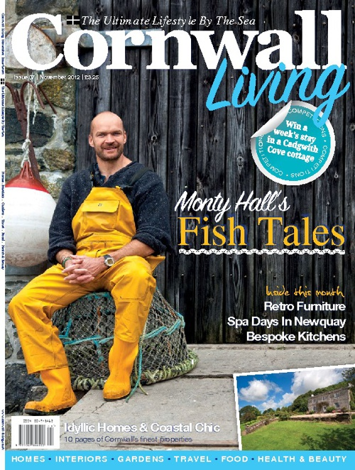 Cornwall Living November 2012