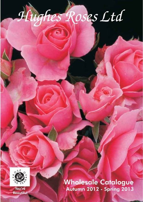 Hughes Roses Catalogue 2012