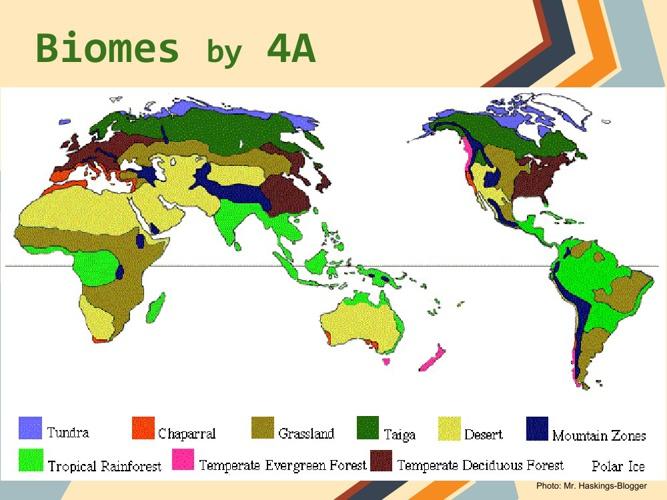 Biome Book 4A2012