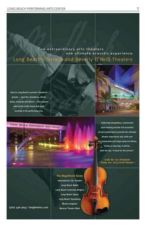 Long Beach Performing Arts Center 10-19-17