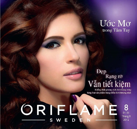 Copy of CATALOQUE ORIFLAME 8