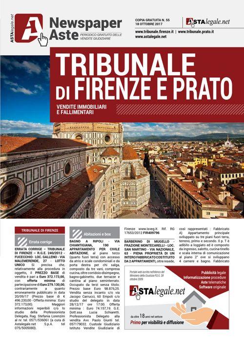 Firenze Prato 18 ottobre 2017