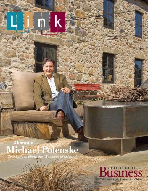 COB Link Magazine, Spring 2009