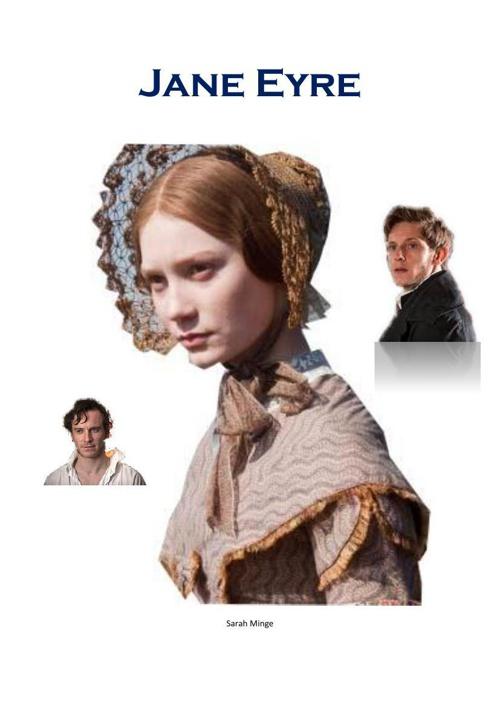 Jane Eyre Story Book Sarah Minge