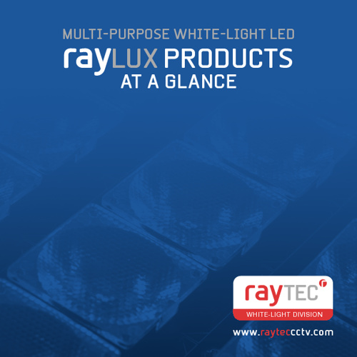 Raytec White-Light Products At a Glance