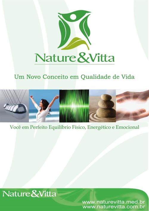 Catálogo de Serviços Nature & Vitta