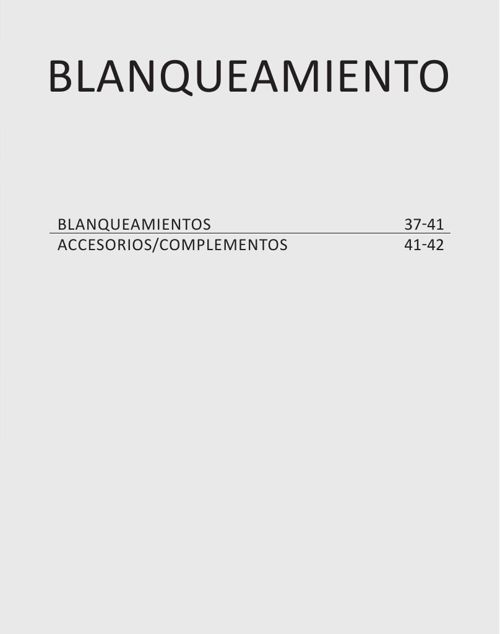 BLANQUEAMIENTO - CAT. GRAL. 2015 CASA SCHMIDT