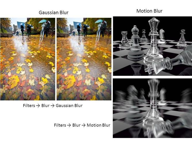 Maritza BernabeTutorial for Gimp Effects