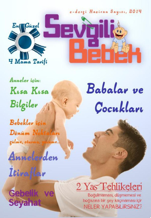 Sevgili Bebek Haziran E-Dergi