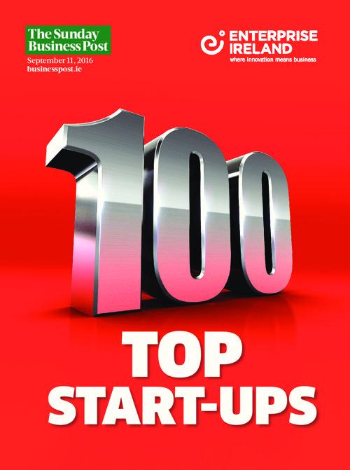 SBP Hot 100 Start Ups