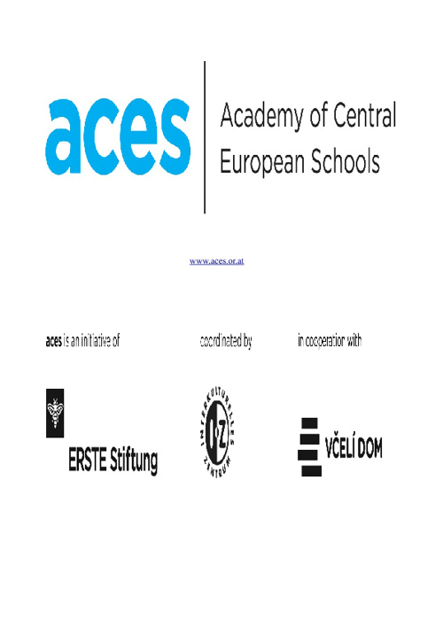 ACES Presentation for the project  Open your eyes and Turn on !