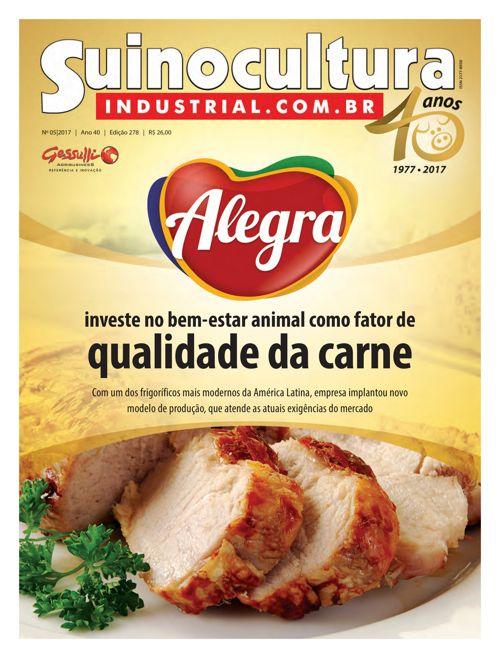 Revista Suinocultura Industrial 278