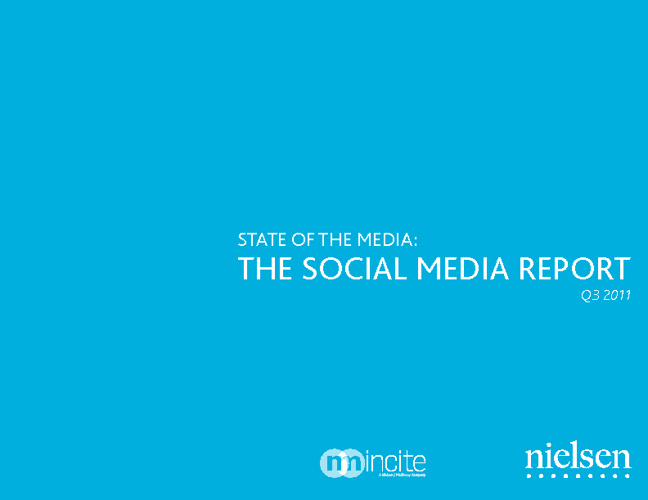 Nielson State of Social Media 2011