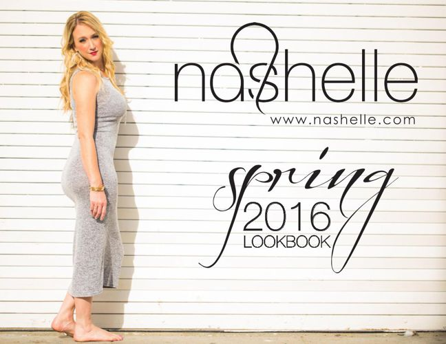 Nashelle Spring Lookbook